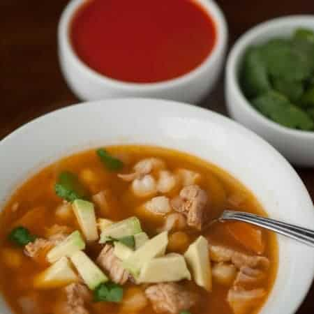 New Mexican Posol 233 Soup Recipe Self Proclaimed Foodie