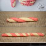 Peppermint Candy Cane Cookies are a festive and delicious holiday treat that are always a favorite at Christmas time.