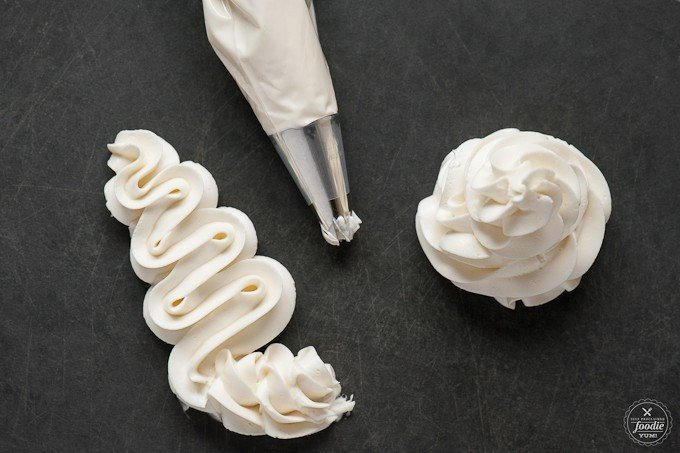 This is the Best Buttercream Frosting with a rich, smooth, and incredibly delicious traditional icing that is the best choice to decorate cakes and cupcakes.