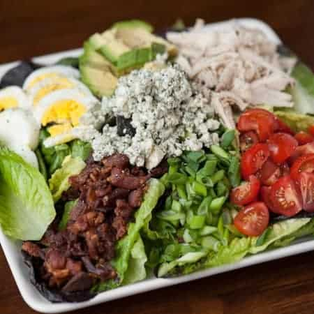 Perfect Cobb Salad