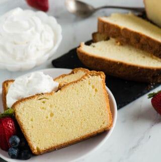 moist pound cake recipe