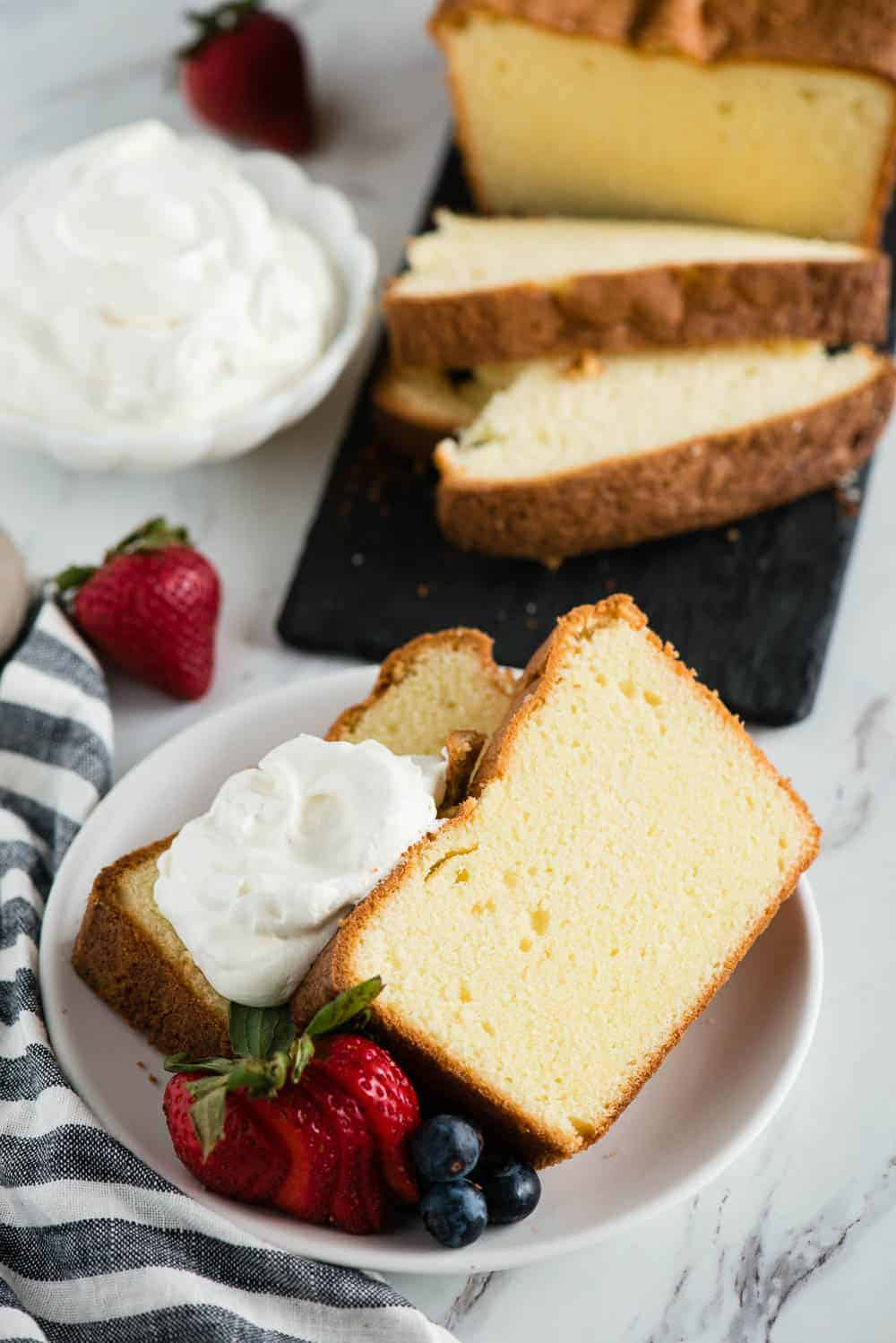 melt in your mouth pound cake recipe