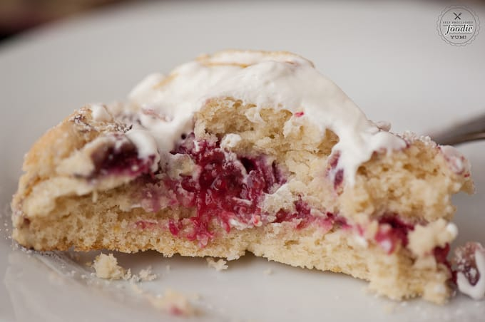 Homemade buttermilk Raspberry Lemon Scones are a delightful summer treat that you can enjoy for breakfast, brunch, or afternoon tea.