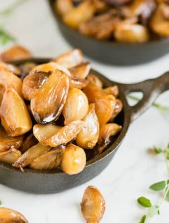 uses for roasted garlic