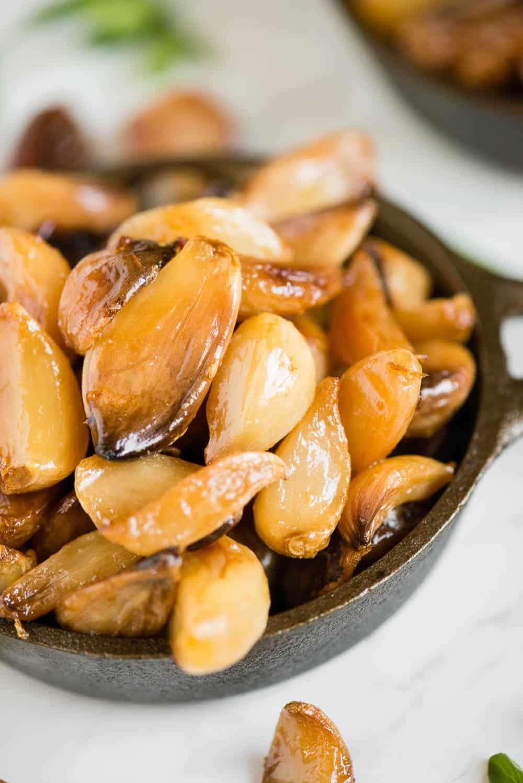 easy method for roasted garlic recipe
