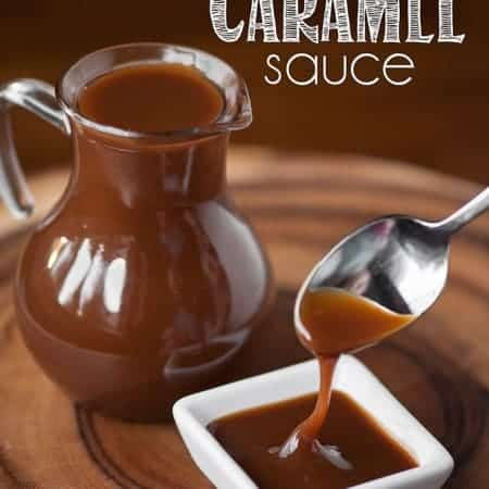 This Salted Caramel Sauce with rich, decadent, and complex flavors is the best caramel sauce I have ever eaten, perfectly complimented by the flaked salt.