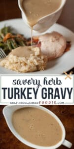 how to make the best turkey gravy recipe using giblets