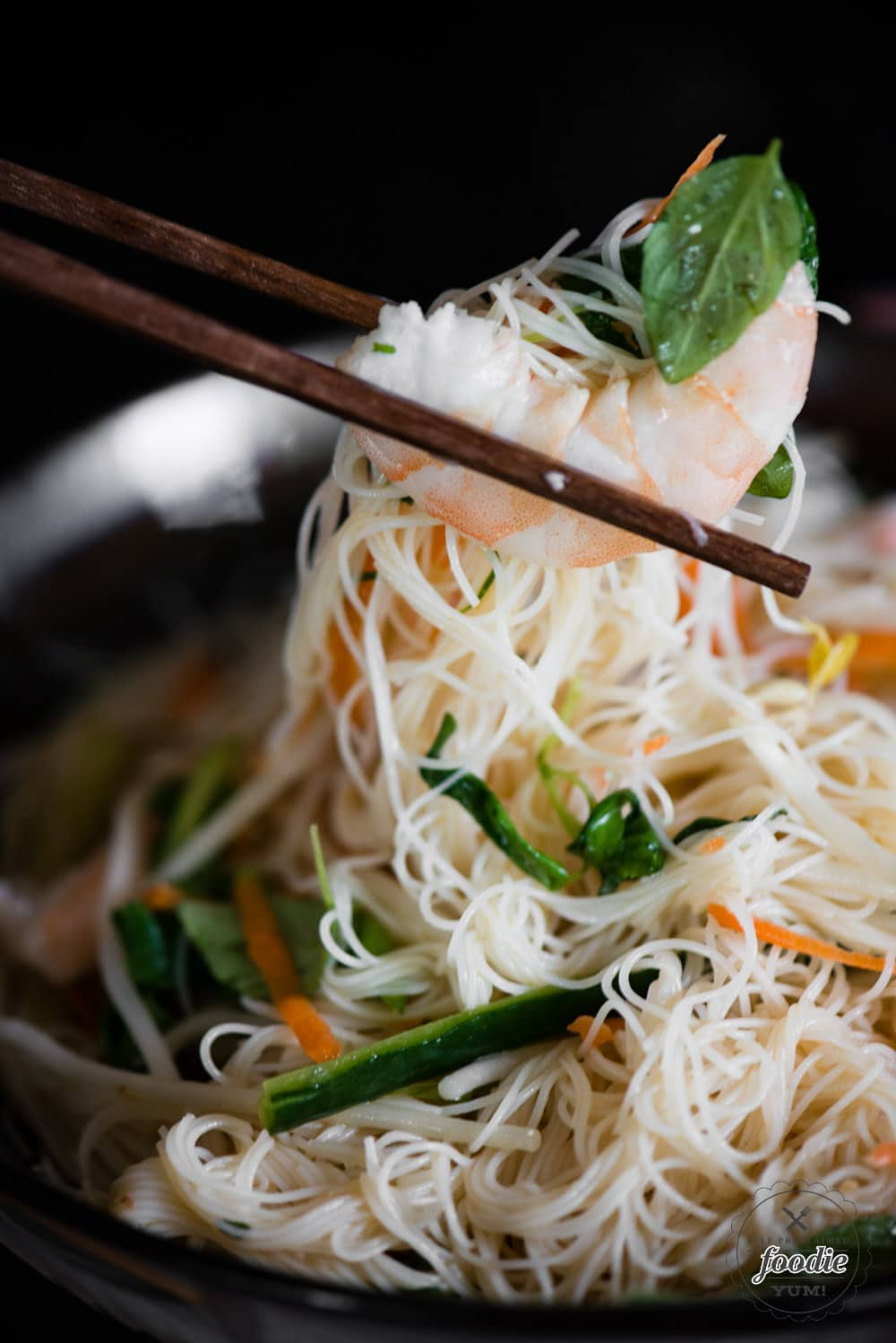 Shrimp Vermicelli Salad