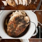 Making Slow Cooker Turkey Breast with one night's quick meal preparation can provide enough flavorful turkey for several busy weeknight dinners ahead.