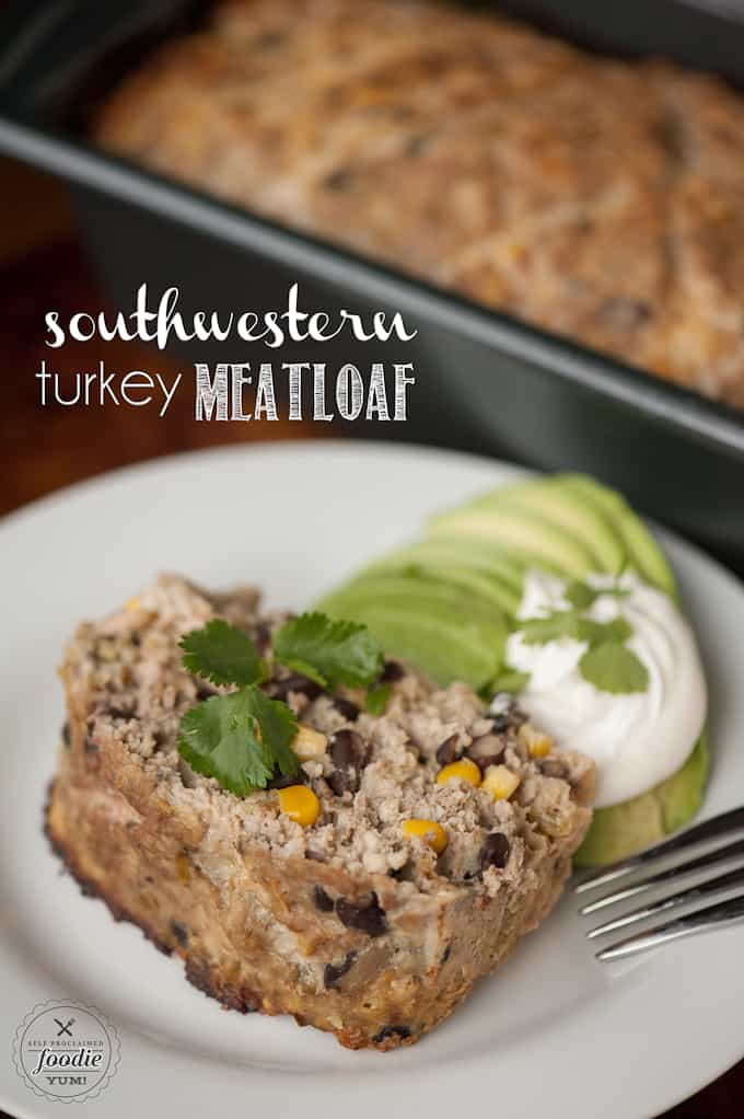 If you're looking for a new family dinner idea, this Southwestern Turkey Meatloaf is packed with protein and flavor and is super easy to make.