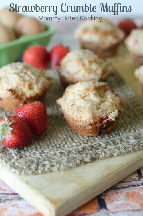 10 Great Mother's Day Recipes | Damn Good Fruit Salad | Strawberry Crumble Muffins