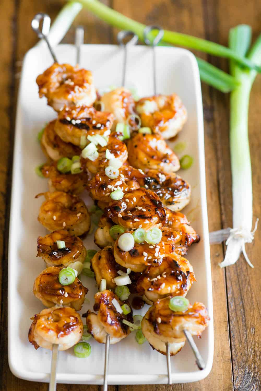 Teriyaki Shrimp recipe