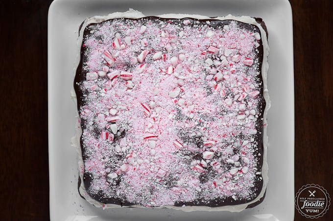 Triple Threat Peppermint Brownie Bites | Self Proclaimed Foodie