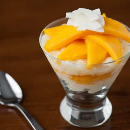 Tropical Tapioca Parfait