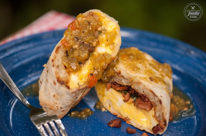 These Filling And Tasty Ultimate Breakfast Burritos Are The Perfect Make Ahead For Any Busy