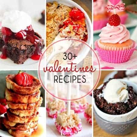 30 Valentines Recipes