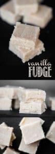 The best Vanilla Fudge recipe!